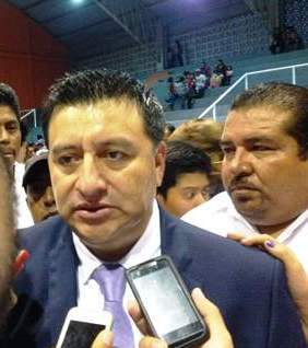 DAVID MANCILLA EDIL DE BERRIOZABAL, Y SU EQUIPO INVASORES DE BERRIOZABAL